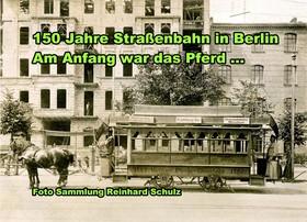 150 Jahre Straßenbahn