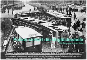 Straßenbahnunglück Heerstraße