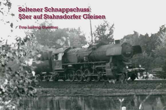52er auf Stahnsdorfer Gleisen