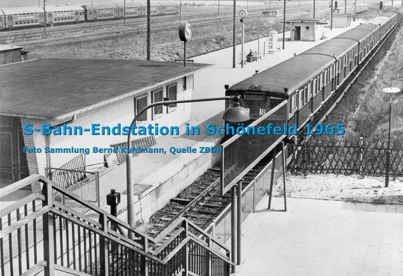 Endstation in Schönefeld