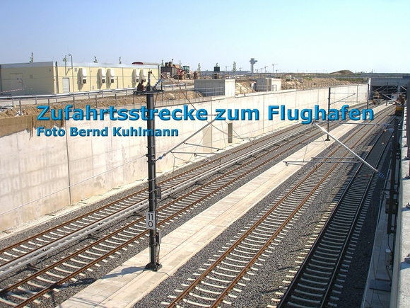S-Bahn zum Flughafen