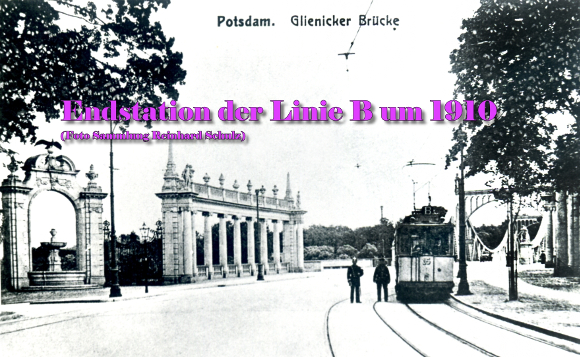 Endstation um 1910