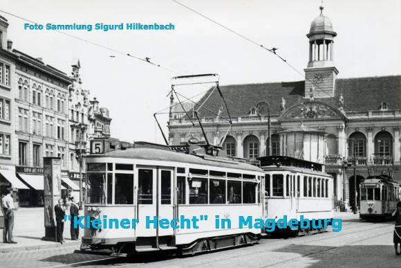 """""""Kleiner Hecht"""" in Magdeburg"""