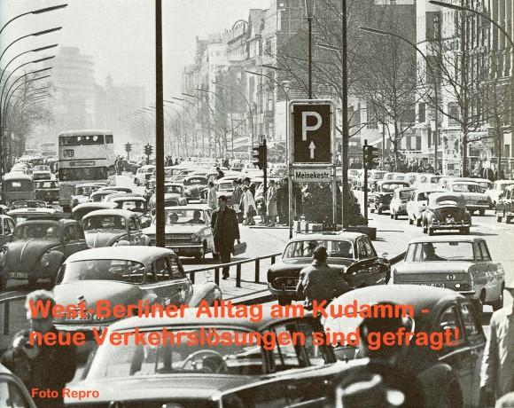 West-Berliner Alltag