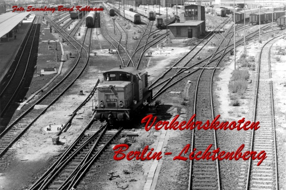 Verkehrsknoten Berlin-Lichtenberg