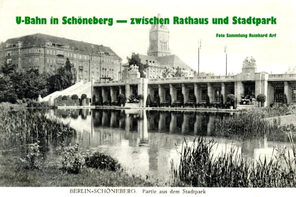 100 Jahre Schöneberger U-Bahn
