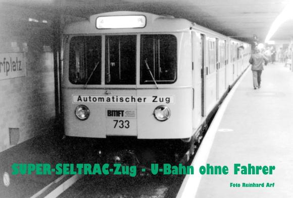 U-Bahn ohne Fahrer