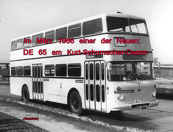 Doppeldecker DE 65