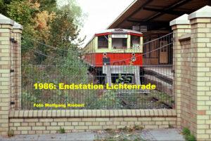 S-Bahnhof Lichtenrade