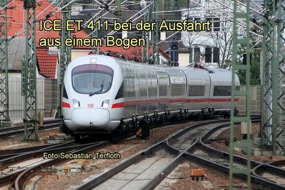 25 Jahre Neigetechnik bei der Deutschen Bahn
