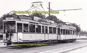 Weichenstellung zum Hermannplatz
