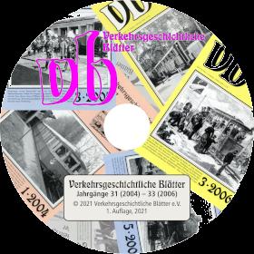 vb auf CD: 31 (2004) bis 33 (2006)